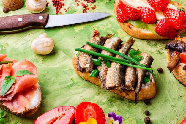 Las recetas más fresquitas de pescados para este verano - Tradición Pesquera